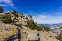 """The """"younger"""" brother of the world famous Half Dome, Clouds Rest is in fact a solid 1,000 feet taller despite receiving significantly less attention."""