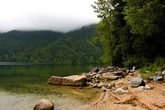 Lake, Nature, Beautiful, Landscape