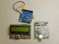 Arduino EOS camera controller