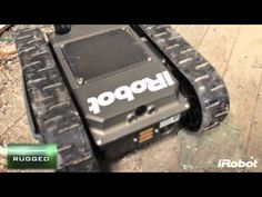 iRobot's 'throwable' 110 FirstLook bot gets drafted into the military (video)