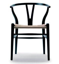Fishbone chair