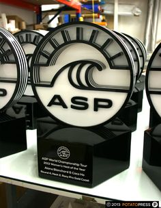 ASP-Awards-trophy-all-in-line2-custom-lasercut-laser-cut-gold-coast-australia-bespoke-unique