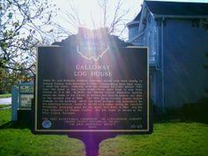 Xenia, OH (Greene County) - Ohio Historical Marker #10 - 29 at the Greene County Historical Society.
