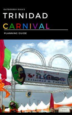 Trinidad Carnival Comprehensive Planning Guide