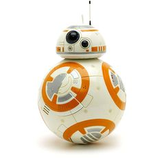 Sphero BB-8 app-controlled droid: Our pick for the coolest Star Wars VII The Force Awakens toy
