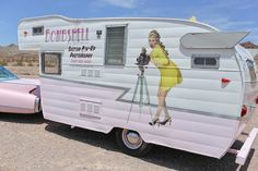 1961 Shasta Mobile Salon/Mobile business camper For Sale!