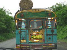 Public transportation in Nicaragua