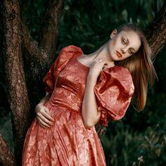 mary in garden by Irina Mishina on 500px
