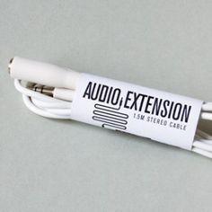 BBBX Berlin Boombox Audiokabel-Verlängerung bei www. Boombox, Audio, Ipod, 80s Design, Iphone 5, Samsung, Gadgets, Diy Kits, Berlin