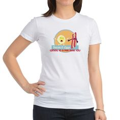 Breakfast T Shirt  #breakfast #food #foodie #cute #funny #humor #bacon #eggs #characters #drawings #illustrations #shirts #juniors