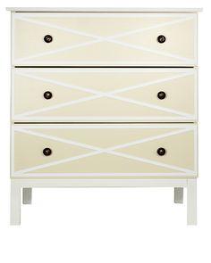 Picture of Xandra O'verlays Kit for IKEA TARVA (3 drawer)