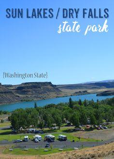 Sun Lakes State Park {Washington}