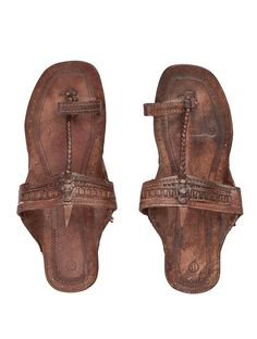 c69a96c5de5050 Women s Kolhapuri Chappal - Dark-Brown Dark Brown
