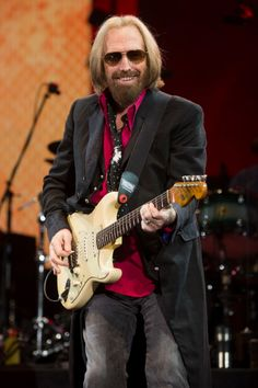 Tom Petty & The Heartbreakers perform on the first of three nights at the Hollywood Bowl during their 40th anniversary tour on Thursday, September 21, 2017. (Photo by Drew A. Kelley, Contributing Photographer)