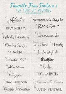 ウェディング向けフリーフォント集 Diy By Mills Press Lettering Design Wedding Graphic Design Free Font