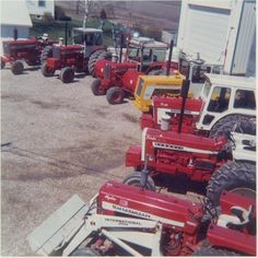 1973 tractor family