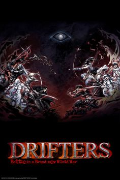More Historical Figures Join the Cast of Drifters