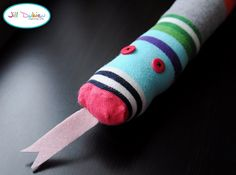 love the tongue. #snake #puppet #craft #toy