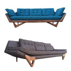 Custom sofas back in stock starting at $1200 choose your fabric/color!!Quick turnover free LA delivery!! #custom #madeinla #westcoastmodernla #midcenturysofa #danishmodern #interiordesign #interiordesign #losangeles #charishco #modernism