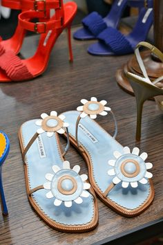 Manolo Blahnik SS 2014 collection