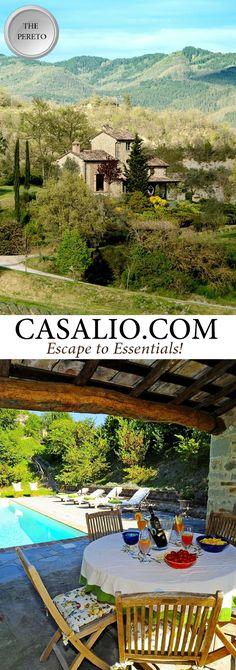 The Pereto || Perugia, Montone, 5 bedrooms, pool, internet. 52 hectares of…