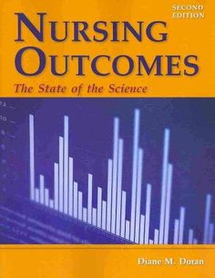 Nursing Outcomes: The State of the Science
