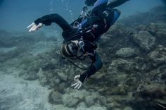 Scuba diving training course with loads of fun during your holiday on the beautiful island of Tenerife.