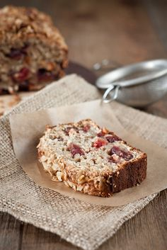 Ripe bananas (the blacker the better) are perfect for this healthy recipe that contains oats for fiber and feelings of fullness, bananas for potassium, and dried cranberries for a hint of sweetness.