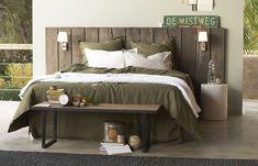 Déco chambre AMPM printemps-été 2012 - La chambre s'ouvre à la fraîcheur : Déco chambres printemps / Vous aussi faites de vos murs votre décor !
