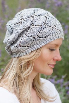 Ravelry: Pelagia noctiluca Hat pattern by Hunter Hammersen