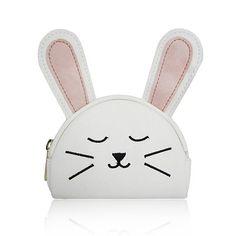 Novelty Bag: Bunny Coin Purse Novelty Bags, Pink Bags, Fashion Backpack, Coins, Coin Purse, Bunny, Backpacks, Purses, Rabbit