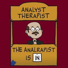 Tobias Funke Analrapist Shirt