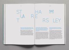 Modus magazine by ben jeffery, via Behance