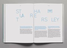 Modus magazine by ben jeffery, via Behance