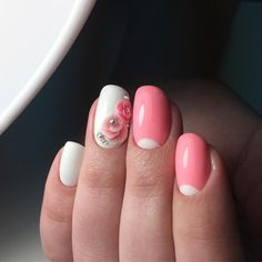 Manicure   Video Tutorials   Art Simple Nail   VK