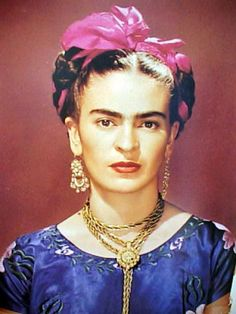 23 Beautiful Color Photos of Frida Kahlo From Between the 1930s and 1950s