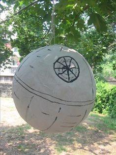 Death star piñata #1