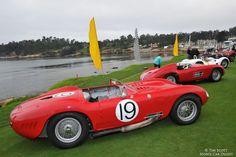 1957 Maserati 450S Spider