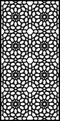 You also agree to treat it as a copy writing material. You are free to customize and reproduce multiple. The file contain cnc model to cut (doors, windows and more) like what you see in the product picture. Islamic Art Pattern, Pattern Art, Pattern Design, Arabic Pattern, Laser Cut Screens, Laser Cut Panels, Stencil Templates, Stencils, Motifs Islamiques