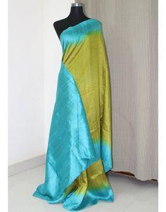 Buy Exclusive Mehandi Green Pure 80 gram Handloom Raw Silk Saree Online Shopping from Paarijaatham Shibori Sarees, Dupion Silk Saree, Raw Silk Saree, Pure Silk Sarees, Silk Sarees Online Shopping, Plain Saree, Elegant Saree, Fancy Sarees, Indian Designer Wear