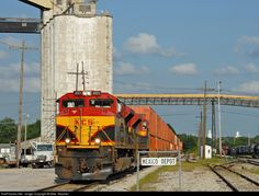 Kansas City Southern Railway | RailPictures.Net Photo: KCS 4051 Kansas City Southern Railway EMD ...
