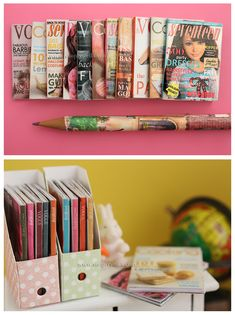 http://simplystella-sketchbook.blogspot.it/2012/04/16-magazines-first-printable-tutorial.html  Although my magazine choices would be different, the idea is neat!