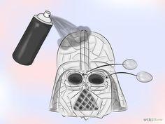 Afbeelding titel Maak een Darth Vader Costume Stap 10