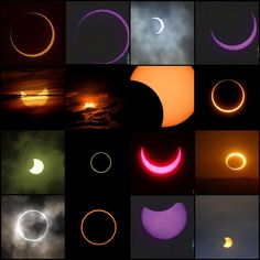 """My favourite photographs of yesterdays annular eclipse.  Yesterday, parts of Australia were treated to a spectacular """"ring of fire"""" annular eclipse. Unfortunately, us Northerners didn't get to see anything at all - so hopefully these amazing photographs will console you.https://www.facebook.com/IFeakingLoveScience"""