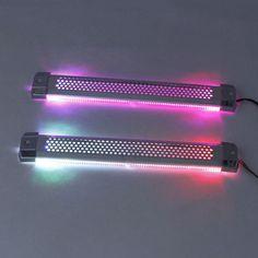 Color Changing Car Interior Dash Floor LED Decorative Light Atmosphere Lamp 12V