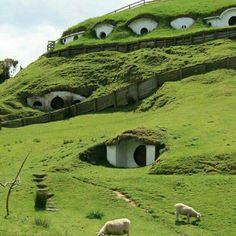 Hobbit Town, New Zealand