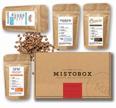 Want it -  This looks fantastic.  $30 a month, fresh artisan coffee delivered right to your door.  Coffee Subscription & Coffee Online Shop - MistoBox