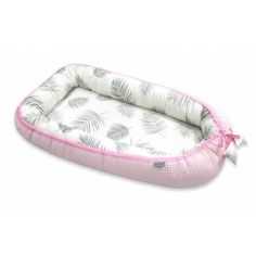 Bambusz waffel babafészek -Pálmalevél, rózsaszín Siding Materials, Comforters, Pink, Bee, Strong, Child, Colour, Floral, Nature