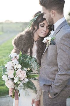BOUQUET - This is my second favorite bouquet. This bouquet is a beautiful example of the soft pink and white flowers with darker greenery I am looking for. Wedding Bells, Fall Wedding, Dream Wedding, Party Wedding, Barn Wedding Inspiration, Autumn Bride, Bouquet, Wedding Poses, Wedding Tips