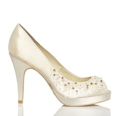 55047538fc Wide catalog of bridal shoes. The widest variety of bridal shoes in the  world.